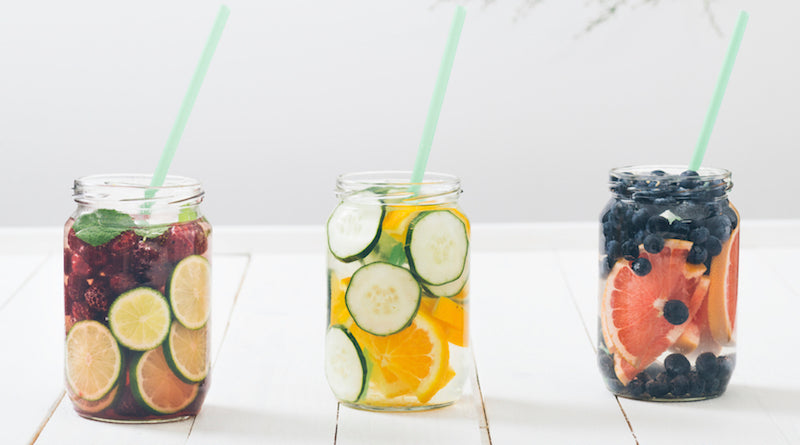 7 Detox Waters to Help in Cleansing and Weight Loss