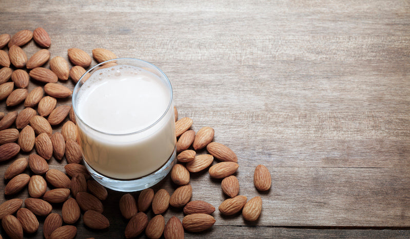 How to Have Almond Milk for Breakfast, Lunch and Dinner