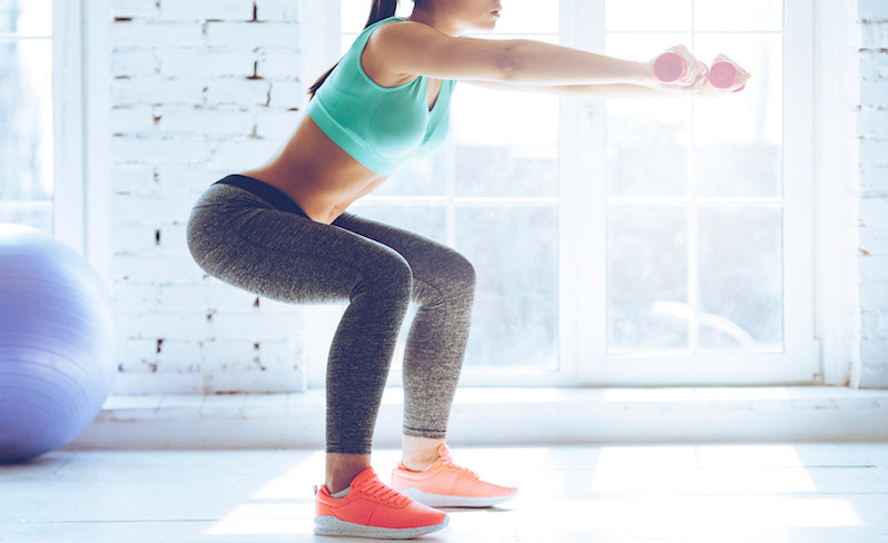 5 ways to tone your legs and butt