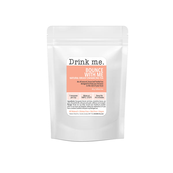 Drink Me Tea: Breast Enhancing Tea