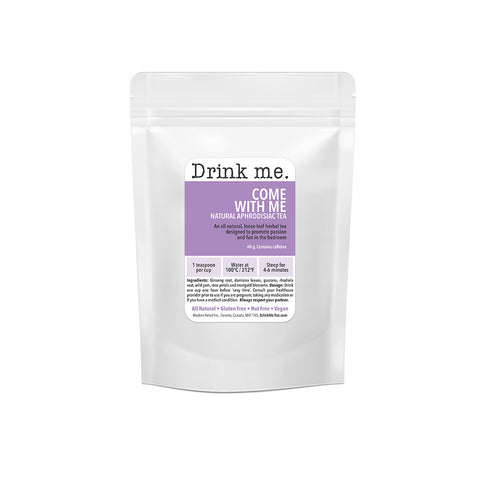 Drink Me Tea: Aphrodisiac Tea