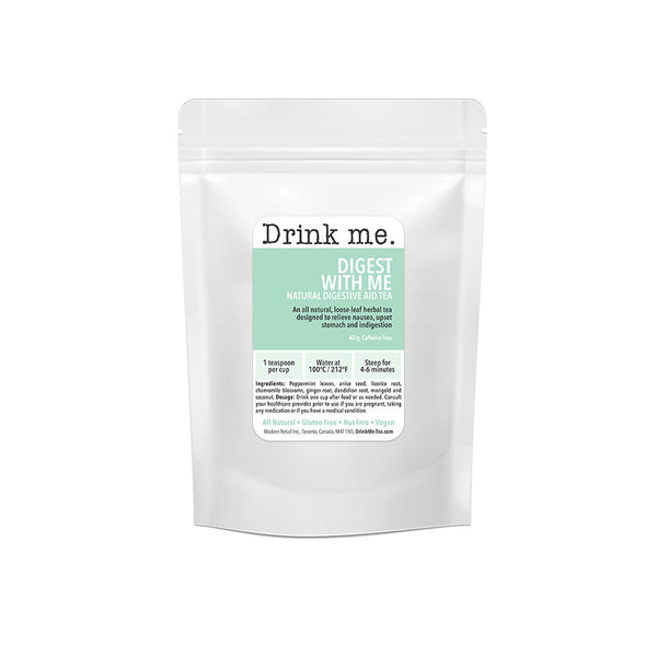 Drink Me Tea: PMS Relief & Digestion Tea