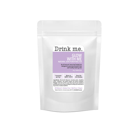 Drink Me Tea: Clear Skin Tea