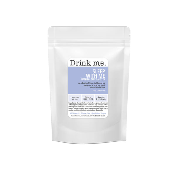 Drink Me Tea: Sleep Aid Tea