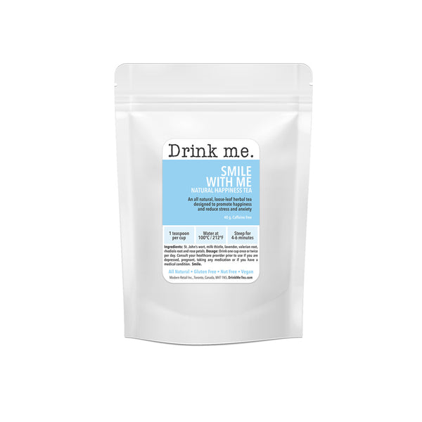 Drink Me Tea: Happy Tea