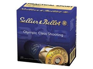 S&B Practical Sport 12/63,5 32g. 3,0 mm 25 Stk.