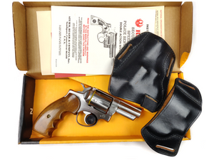 Ruger Speed-Six Stainless 2,75'' .357 Mag
