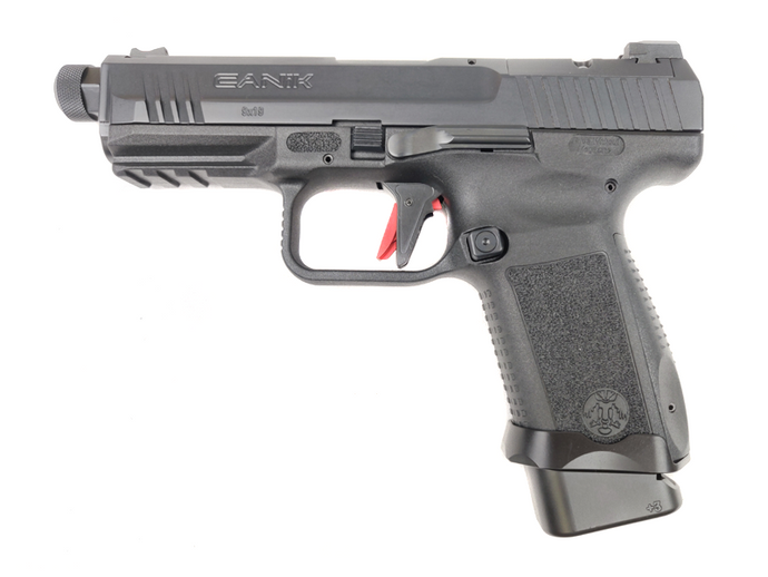 Canik TP9 Elite Combat black