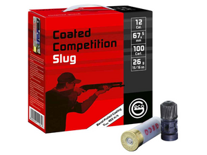 Geco 12/67,5 Coated Competition Slugs 28g 100 Stk. - Waffen Paar KG