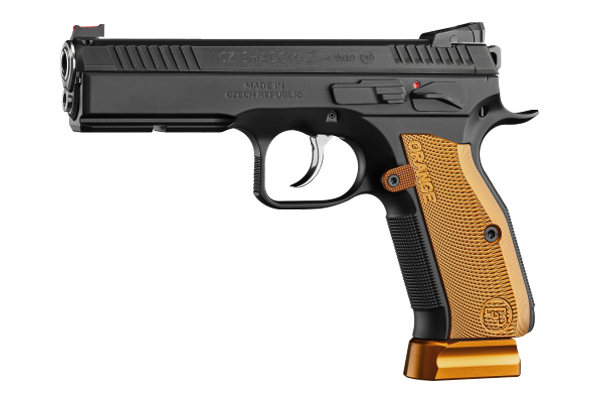 CZ Shadow 2 Orange - Waffen Paar KG