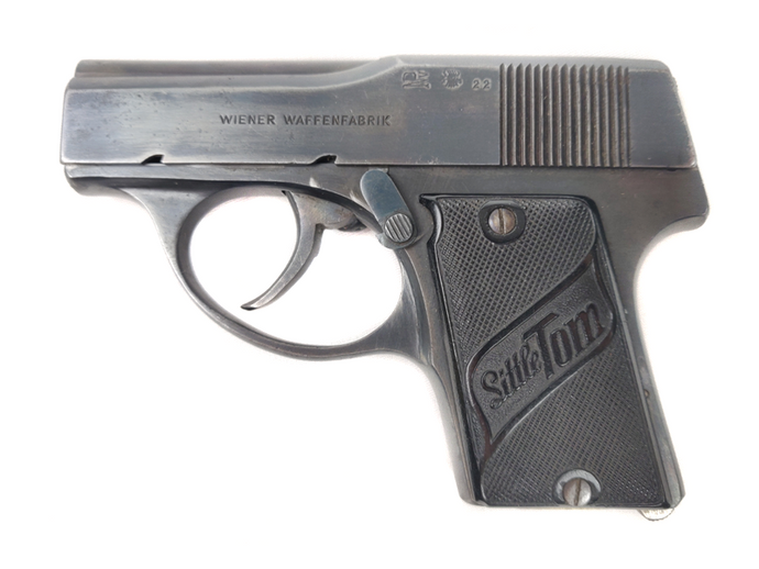 Wiener Waffenfabrik Little Tom Kal. 6,35 Browning