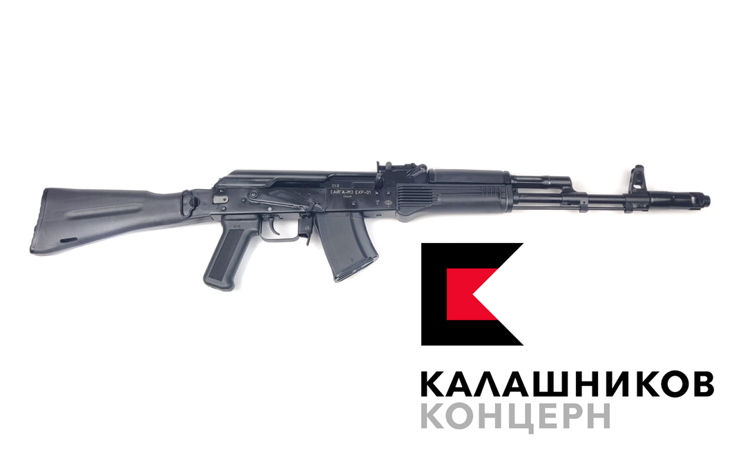 Saiga M3 EXP-01 7,62x39mm