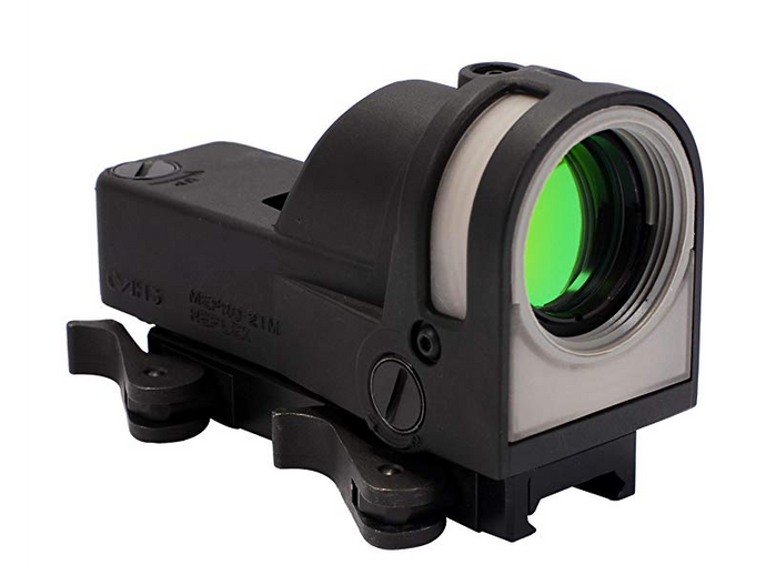 Meprolight MEPRO M21 Day / Night Illuminated Reflex Sight 2.2 MOA Bullseye