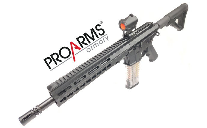 ProArms PAR Mk3 12.5 Zoll mit Side-Charging-Handle