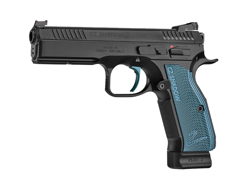 CZ  Shadow 2 Blue SAO