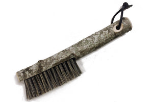 CLOTHES BRUSH BEECH WOOD & BOAR BRISTLE - Lavish Tails