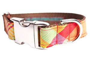 The Boston Dog Collar - Lavish Tails