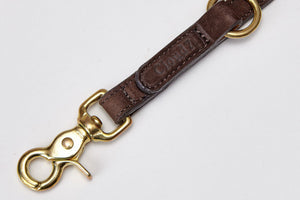 DOG LEASH TIERGARTEN MOCCA - Lavish Tails