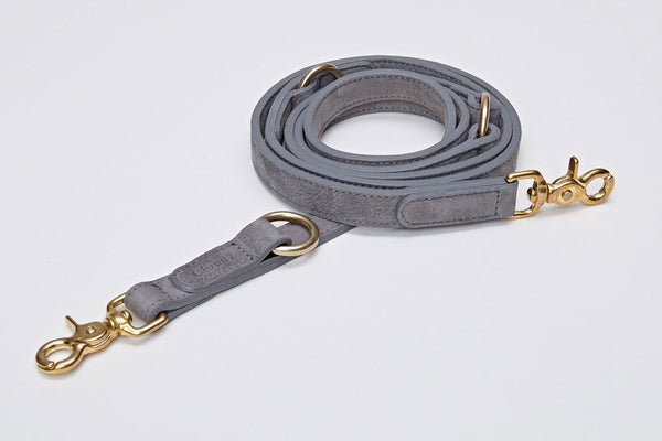 DOG LEASH TIERGARTEN TAUPE - Lavish Tails