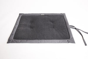 DOG MAT HOSTEL WATERPROOF MID-GREY - Lavish Tails
