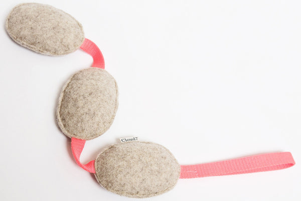 FELT TOY POTATOES GREY - Lavish Tails