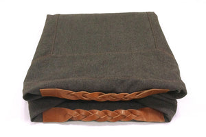 DUVET COVER DREAM HEATHER BROWN - Lavish Tails