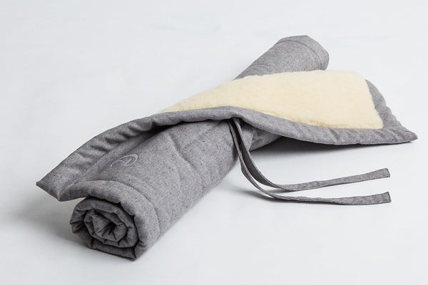 DOG MAT HOSTEL TWEED GREY - Lavish Tails