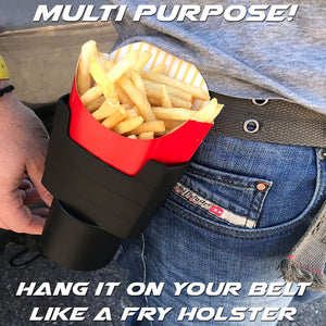 Universal Car French Fry Holder (Buy 1 get 1 free)