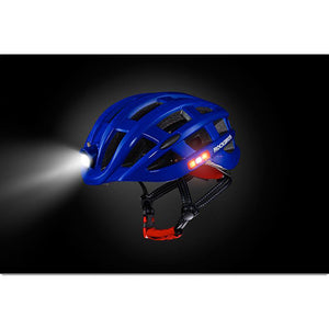 CycleLight - Safest Cycling Helmet