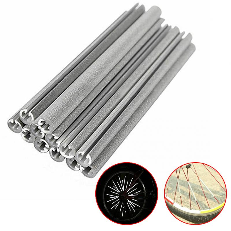 Bicycle Wheel Spoke Reflector (24pcs/set)