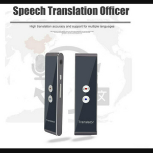 Portable Instant Voice Translator
