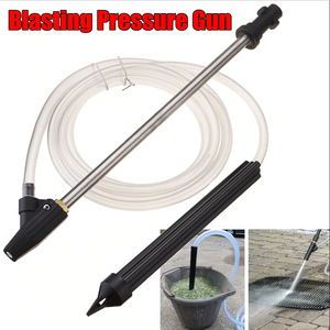 High Pressure Washer Sand Wet Sand Blasting Kit