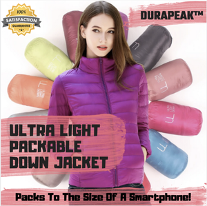 Ultra Light Packable Down Jacket