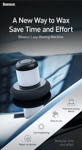 Baseus Car Scratch Repair Car Polishing Machine Car Auto Polisher Sander Polish Waxing Tool Buffing Waxing Waxer Car Accessories
