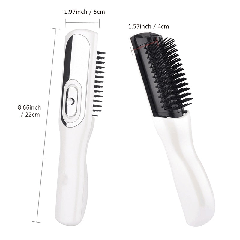 Laser Massage Hair Comb Massage Equipment Comb Hair Growth Care Treatment Hair Brush Grow Laser Hair Loss Therapy Laser Comb Cap