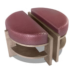 SUMMIT RIDGE OTTOMAN/TABLE