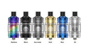 Geekvape Zeus Nano Tank Top Air Flow