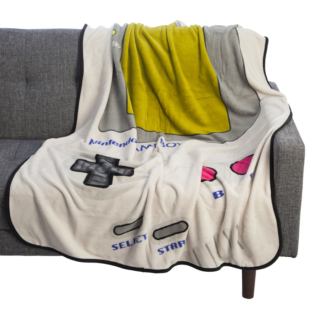 Nintendo Gameboy Blanket