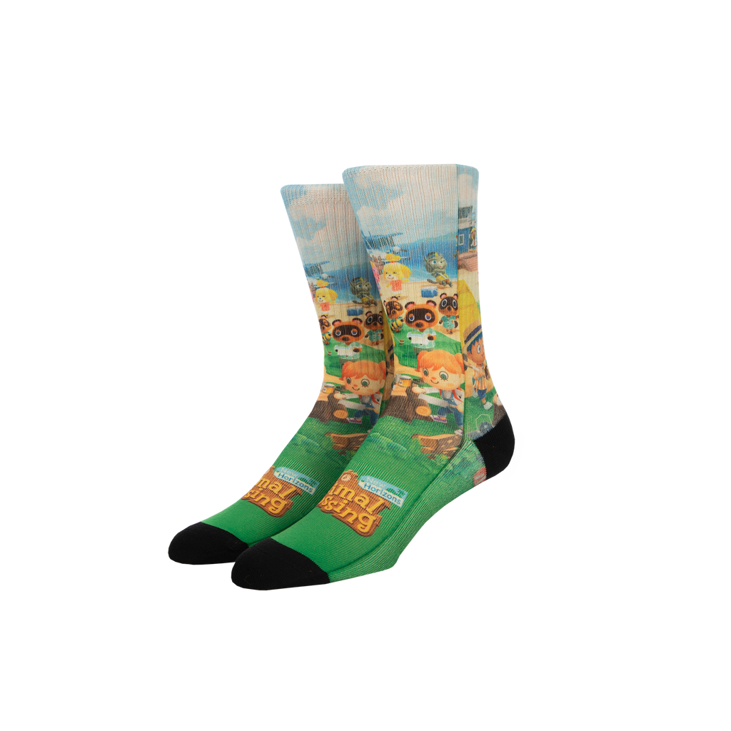Animal Crossing New Horizons Villager Socks