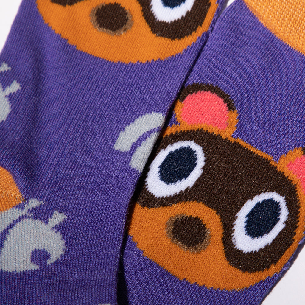Animal Crossing Timmy and Tommy Socks