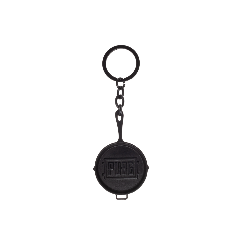 PlayerUnknown's Battleground Frying Pan Keychain