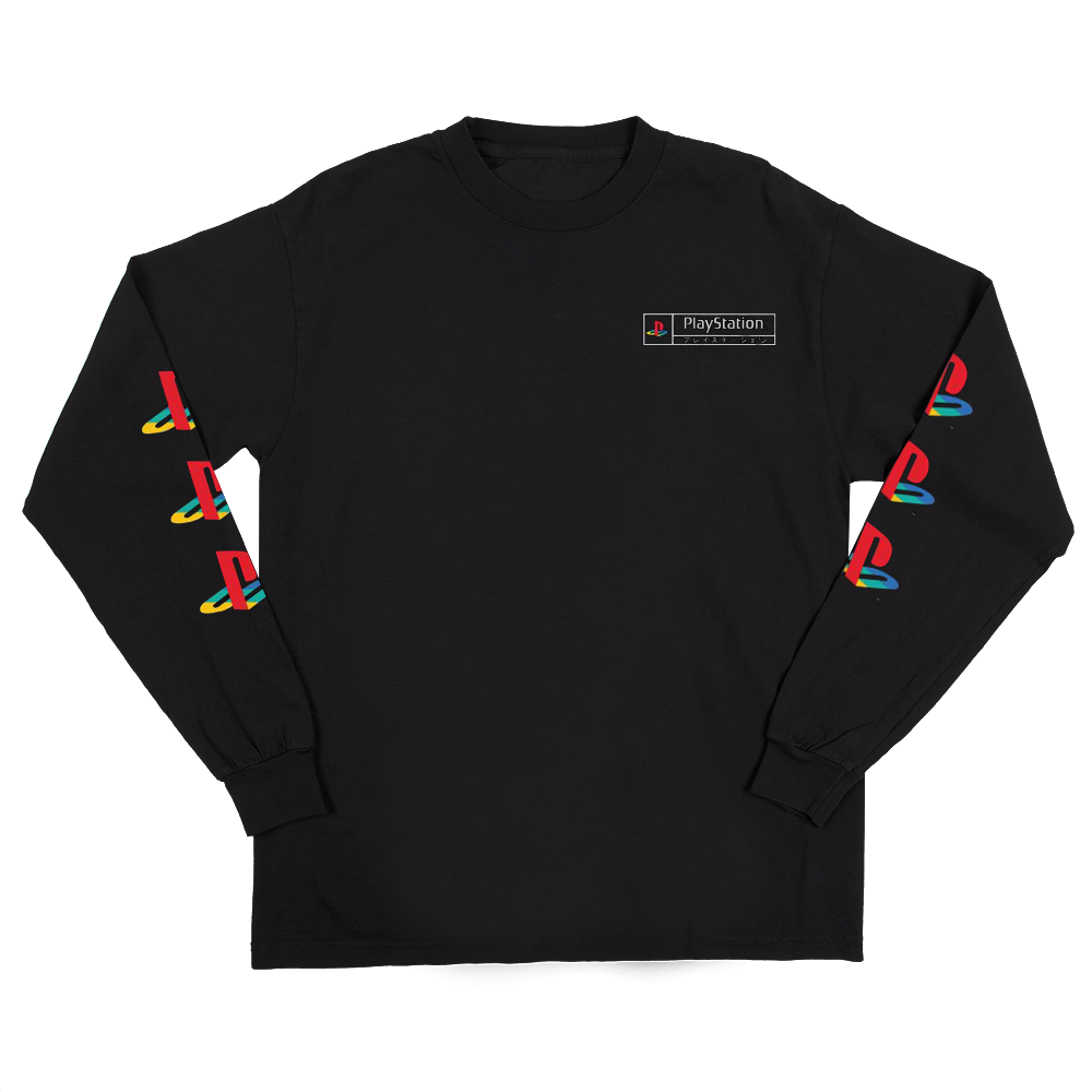 PlayStation Classic Long Sleeve