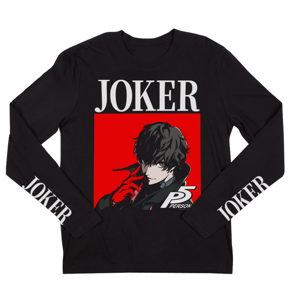 Persona 5 The Phantom Long Sleeve
