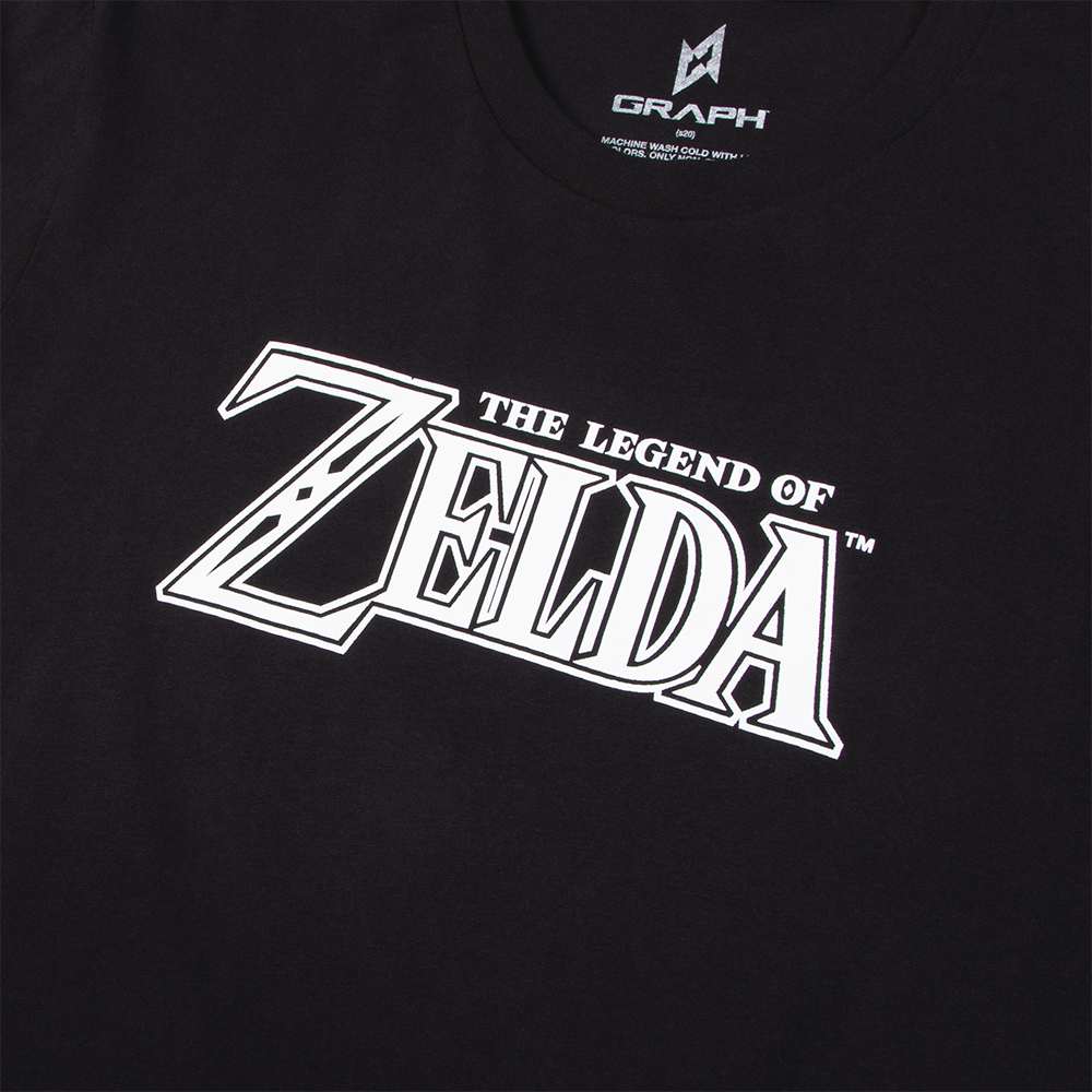 Zelda Black Long Sleeve