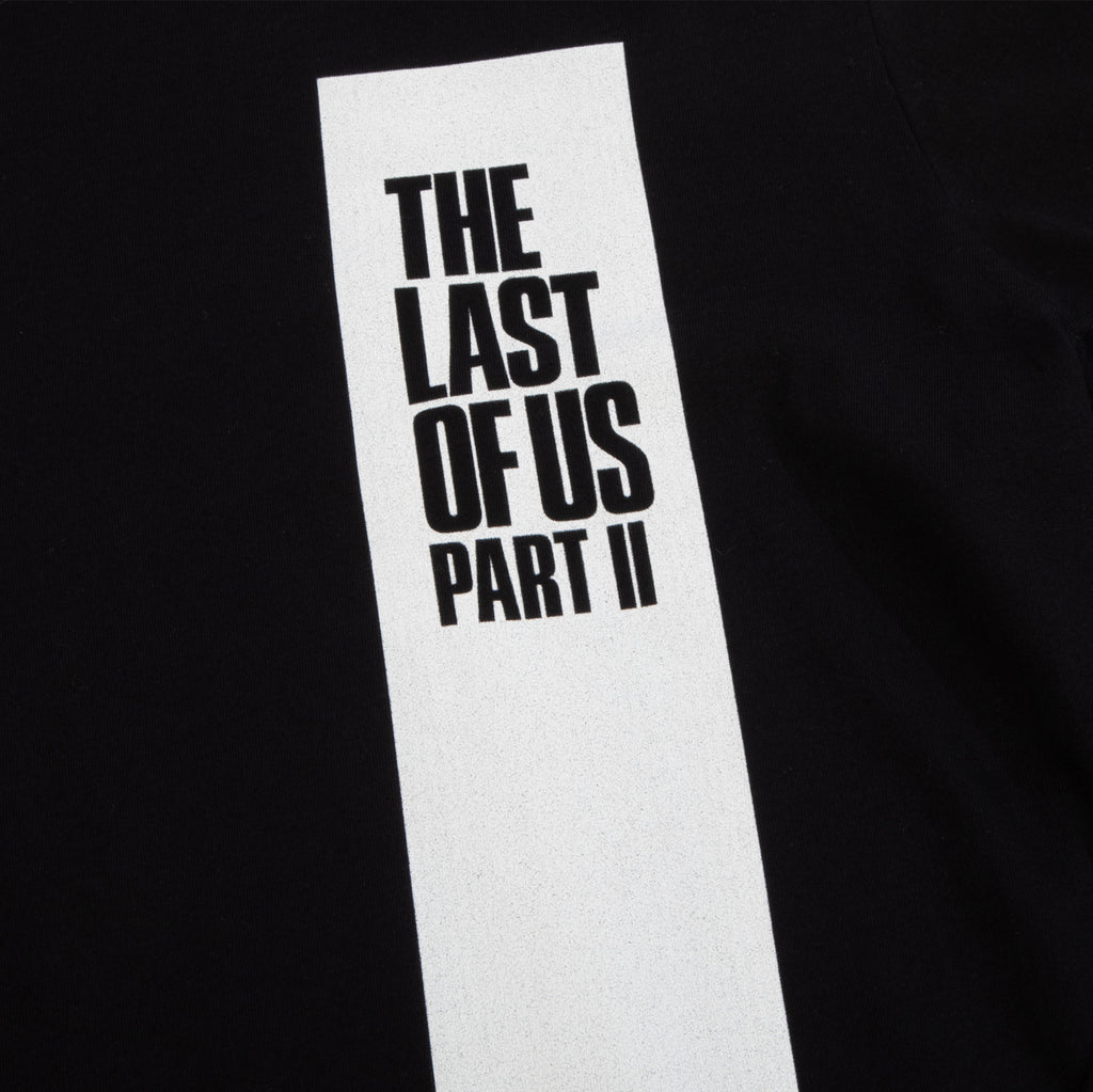 The Last of Us Part II Black Long Sleeve