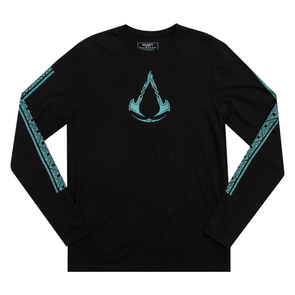 Assasin's Creed Valhalla Long Sleeve Tee