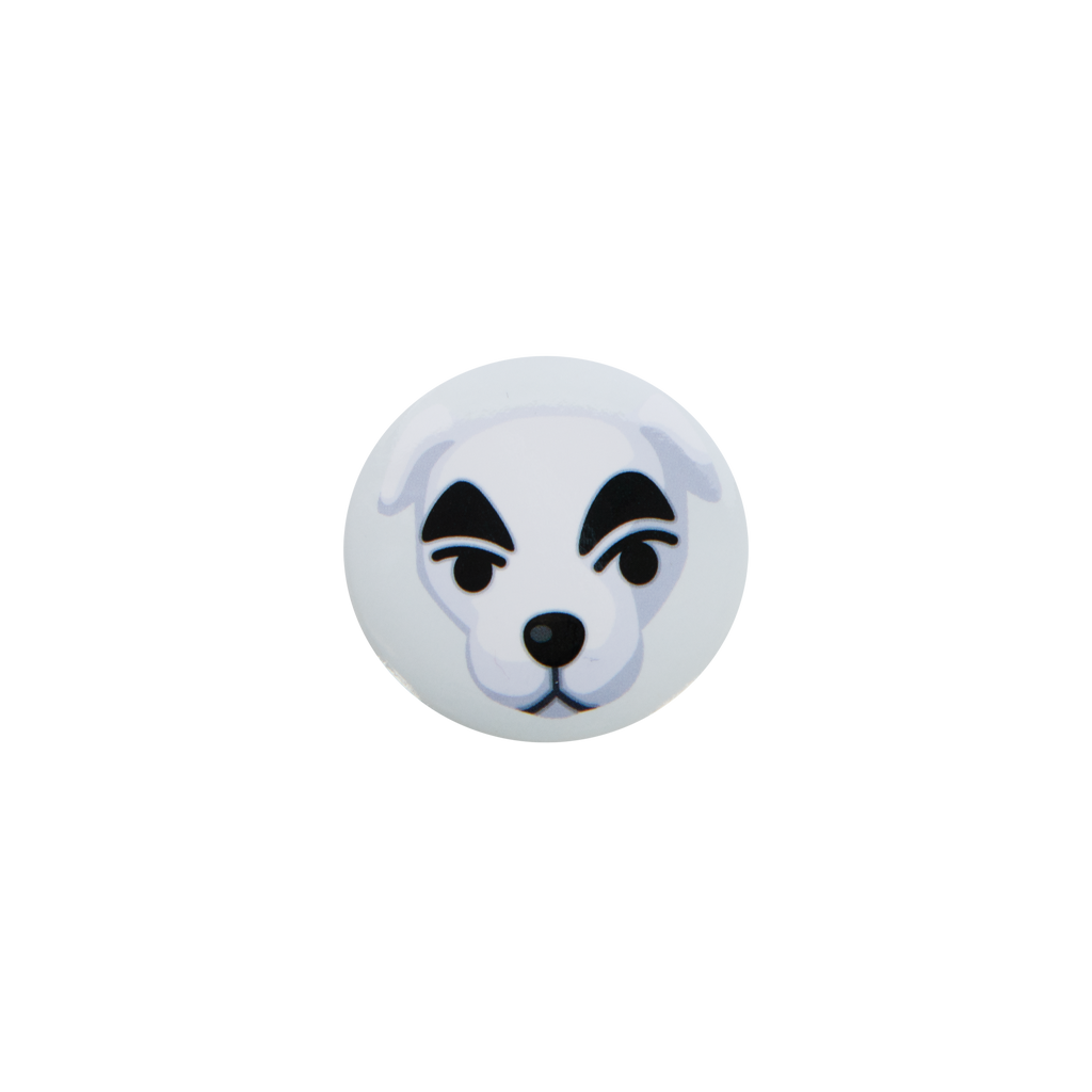 Animal Crossing K.K. Slider Button