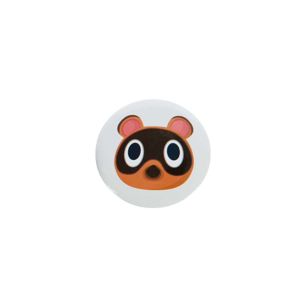 Animal Crossing Timmy Button