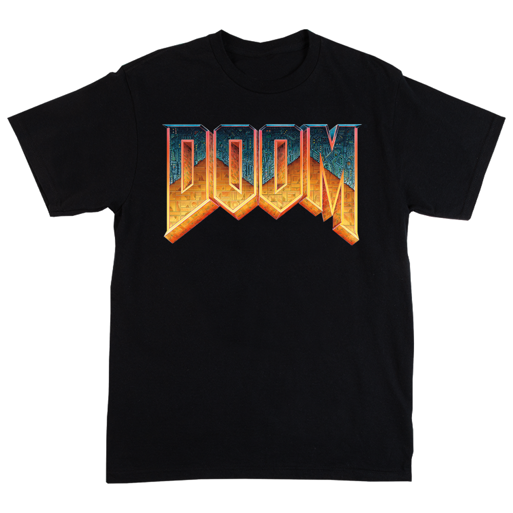 Doom Iconic Logo Tee