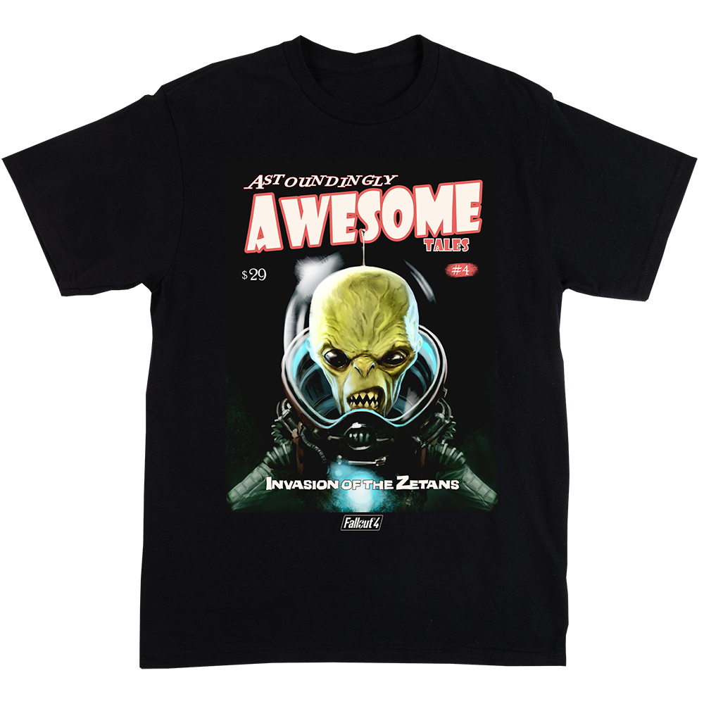 Fallout Awesome Tales Tee
